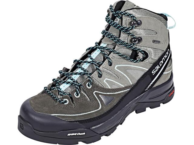 Salomon X Alp LTR GTX - Calzado Mujer - gris
